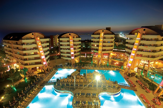 ALAİYE RESORT & SPA HOTEL