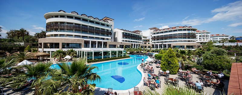 ALBA ROYAL RESORT SPA