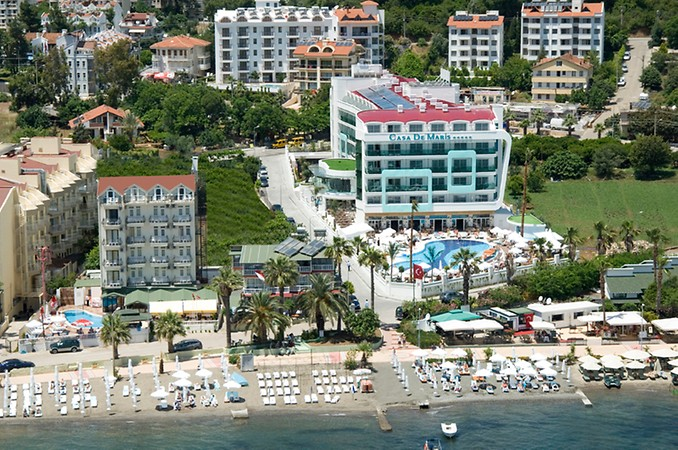 CASA DE MARİS SPA RESORT HOTEL