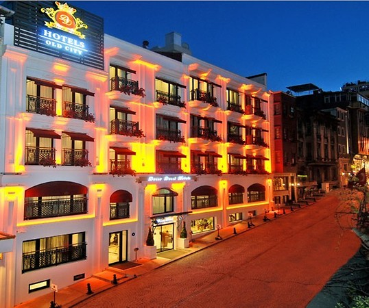 DOSSO DOSSI HOTELS OLD CİTY SULTANAHMET