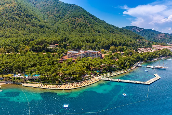 GRAND YAZICI CLUB MARMARİS PALACE