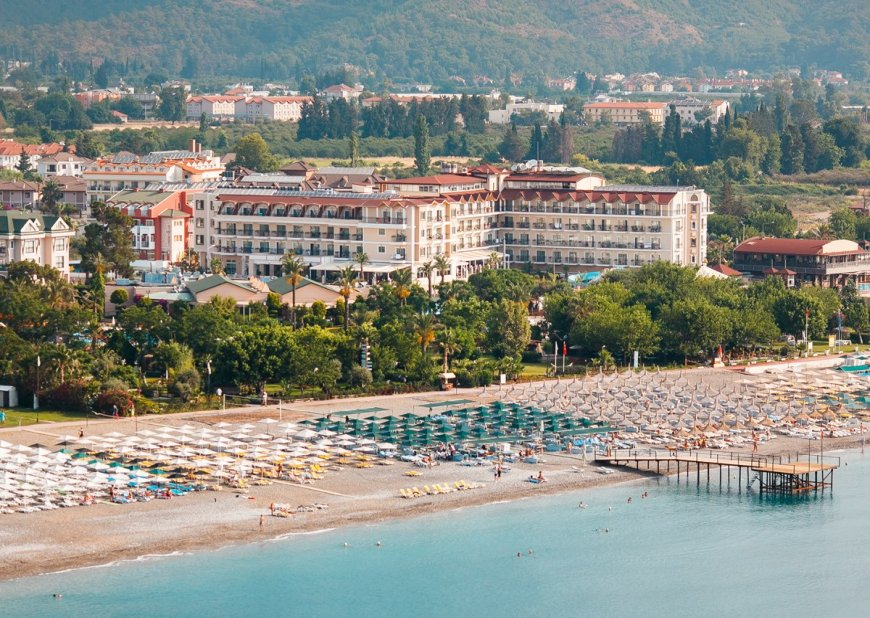LOCEANİCA BEACH RESORT