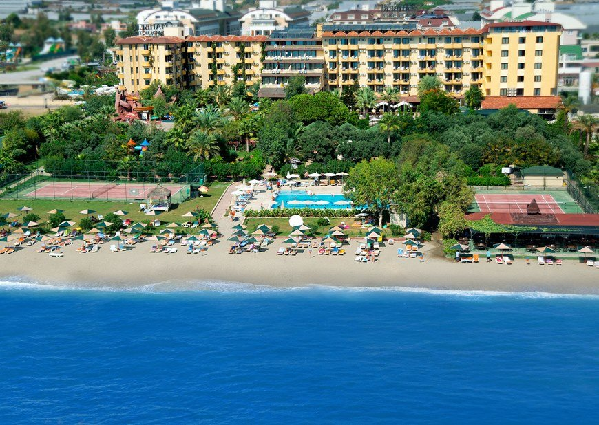 MC MAHBERİ BEACH HOTEL