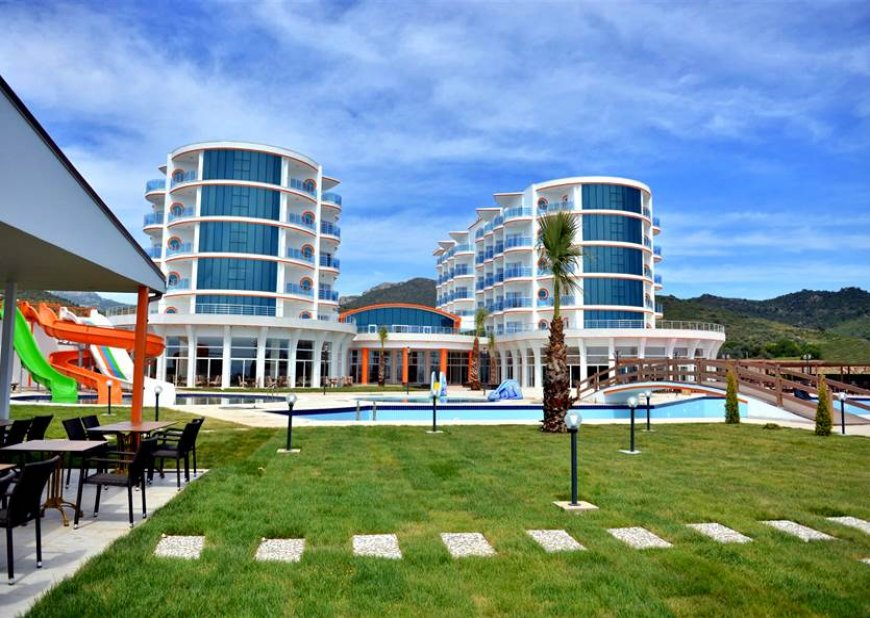NATION KESRE BEACH HOTEL & SPA
