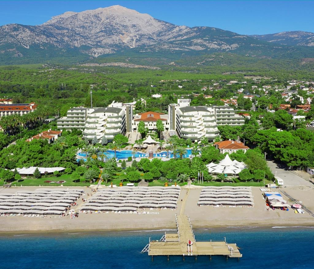 QUEEN'S PARK TEKİROVA RESORT & SPA
