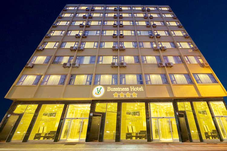 SV BUSİNESS HOTEL